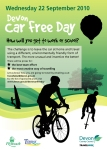 Carfree day poster
